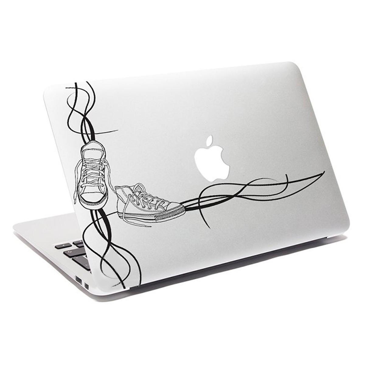 Mẫu Dán Decal Dành Cho Macbook - Mac 26 13 inch