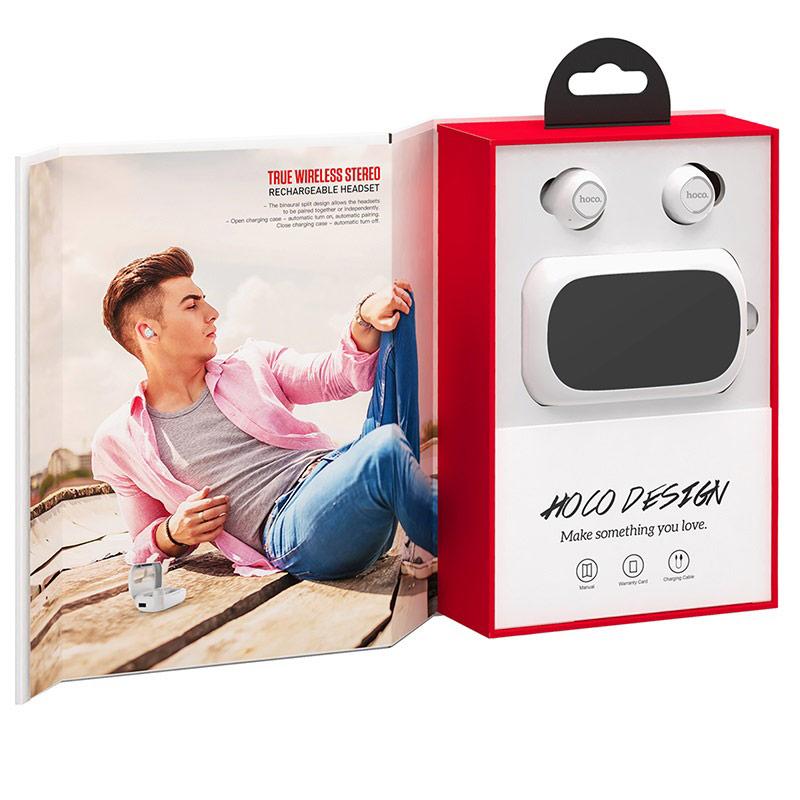 Tai Nghe Bluetooth Thông Minh Thế Hệ Mới HOCO ES37 - Hàng Chính Hãng