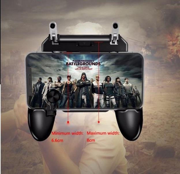 Tay Game W11 đẳng cấp chơi Liên quân Mobile, CrossFire, PUBG, Rule of Survival, Free Fire, Modern Combat + Quà tặng đặc biệt