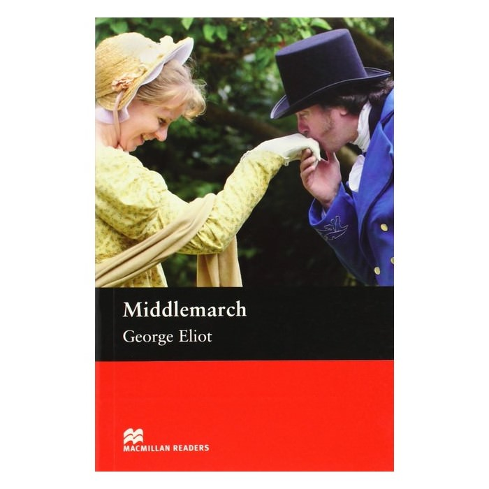 Macmillan Readers: Middlemarch Upp Int