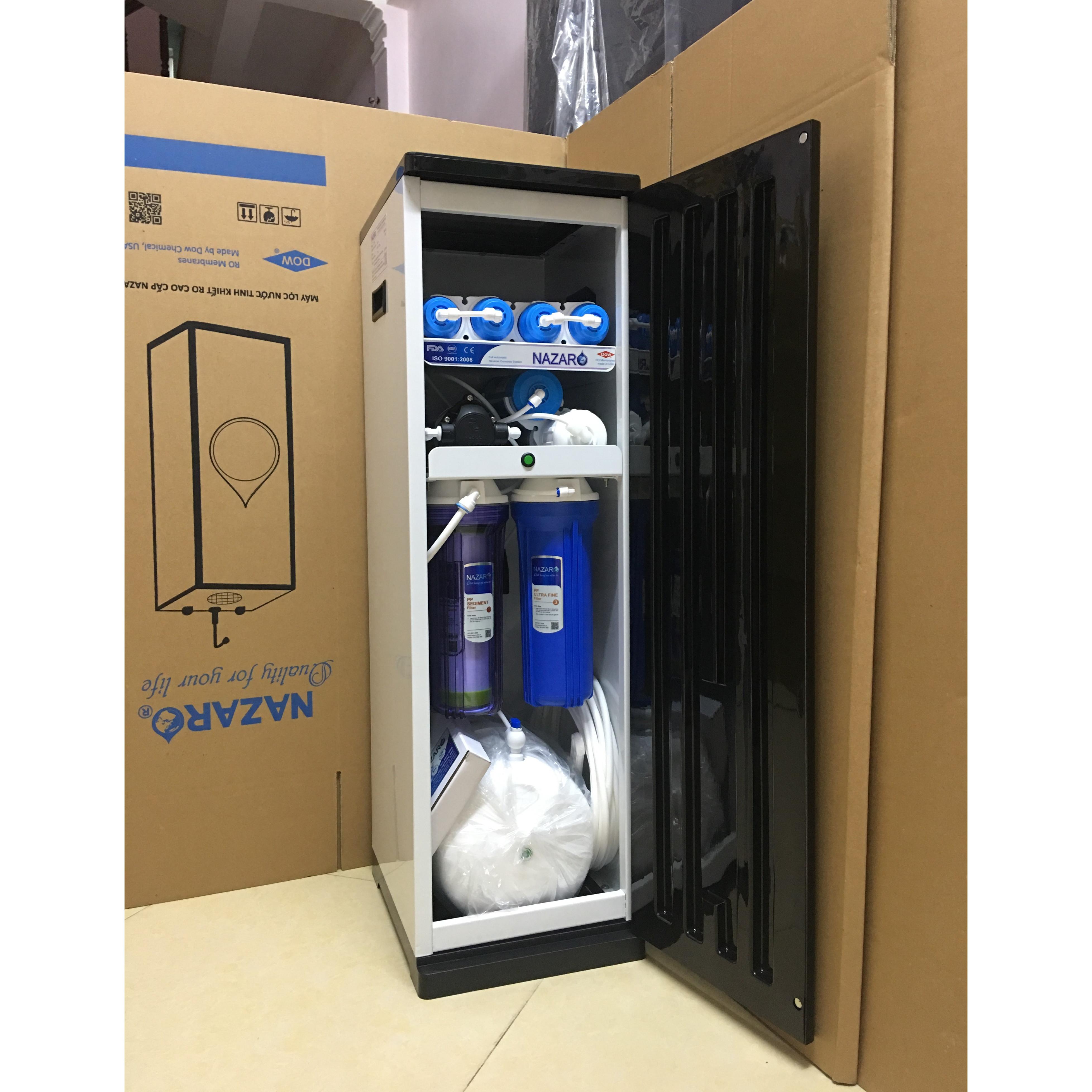 Máy lọc nước tủ đứng Nazaro chính hãng Z1EG8