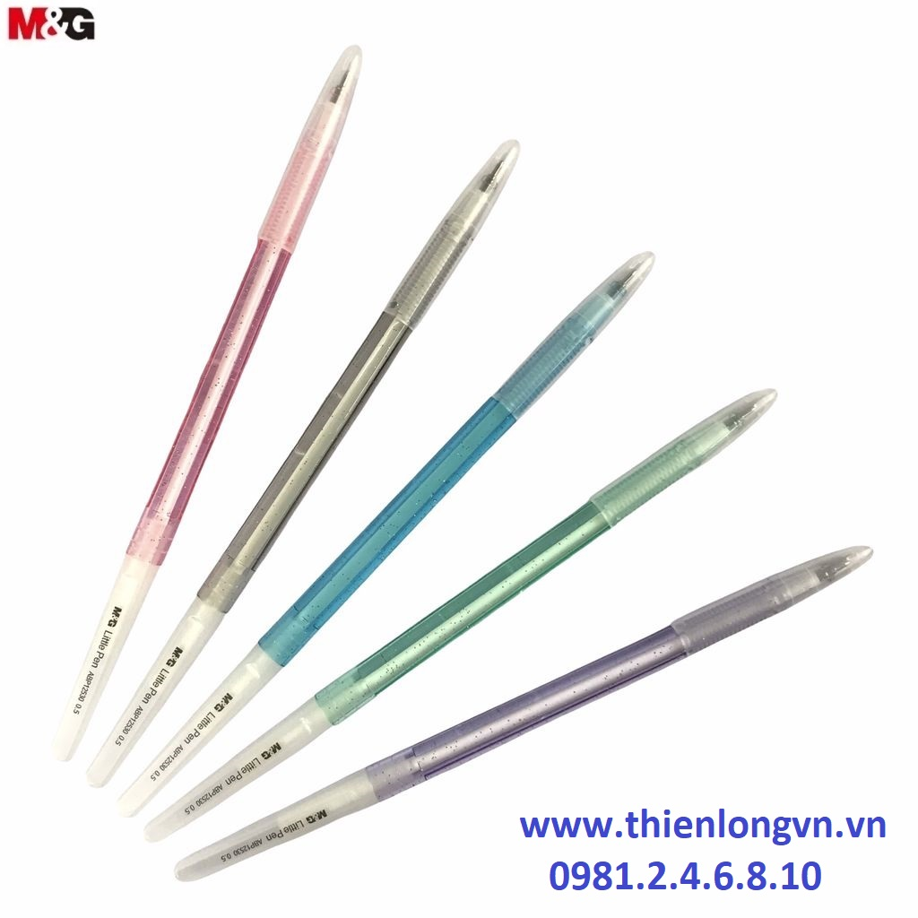 Bút bi mực thơm 0.5mm  M&G -  ABP12530 (ABP834) màu xanh