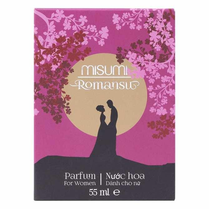Nước hoa nữ Misumi Romansu EDP (Eau De Parfum)