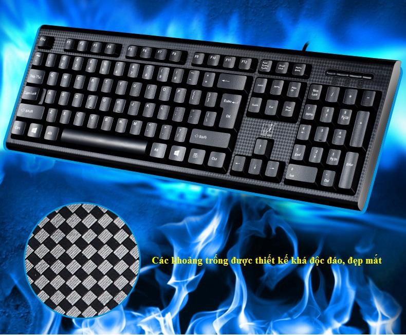 Bàn phím chơi game Q9 - Hàng nhập khẩu