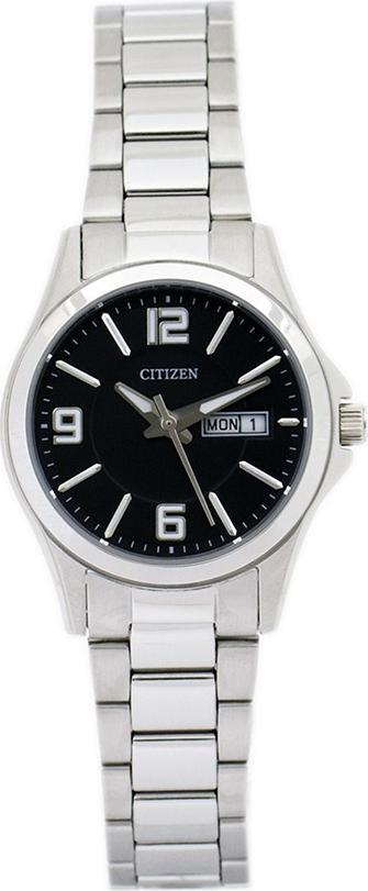 Đồng hồ Nữ Citizen dây kim loại EQ0591-81E