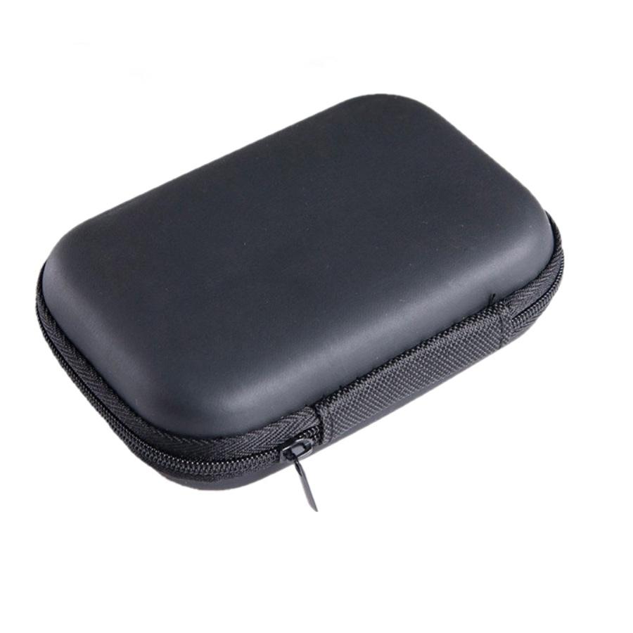 Hộp túi phụ kiện công nghệ khung cứng chống sốc đựng ổ cứng di động, pin sạc dự phòng, bộ sạc, tai nghe