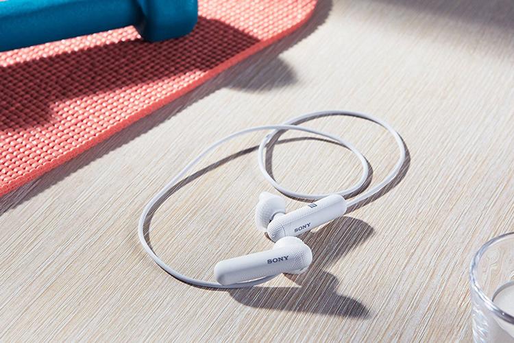 Tai Nghe Bluetooth Thể Thao Sony WI-SP500 - Hàng Chính Hãng