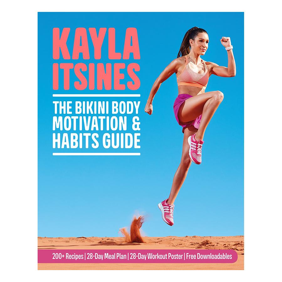 The Bikini Body Motivation and Habits Guide (Paperback)