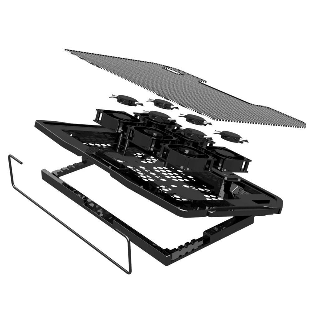 Đế Tản Nhiệt Cao Cấp 14 inch - 15,6 inch H1465 - Hàng Nhập Khẩu