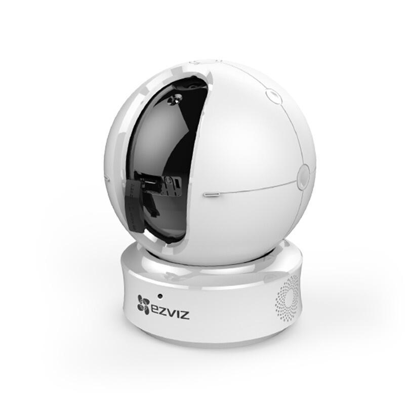 Camera Ezviz C6C (CV246 1080P) + Tặng thẻ nhớ Hikvision 32GB - Hàng Chính Hãng