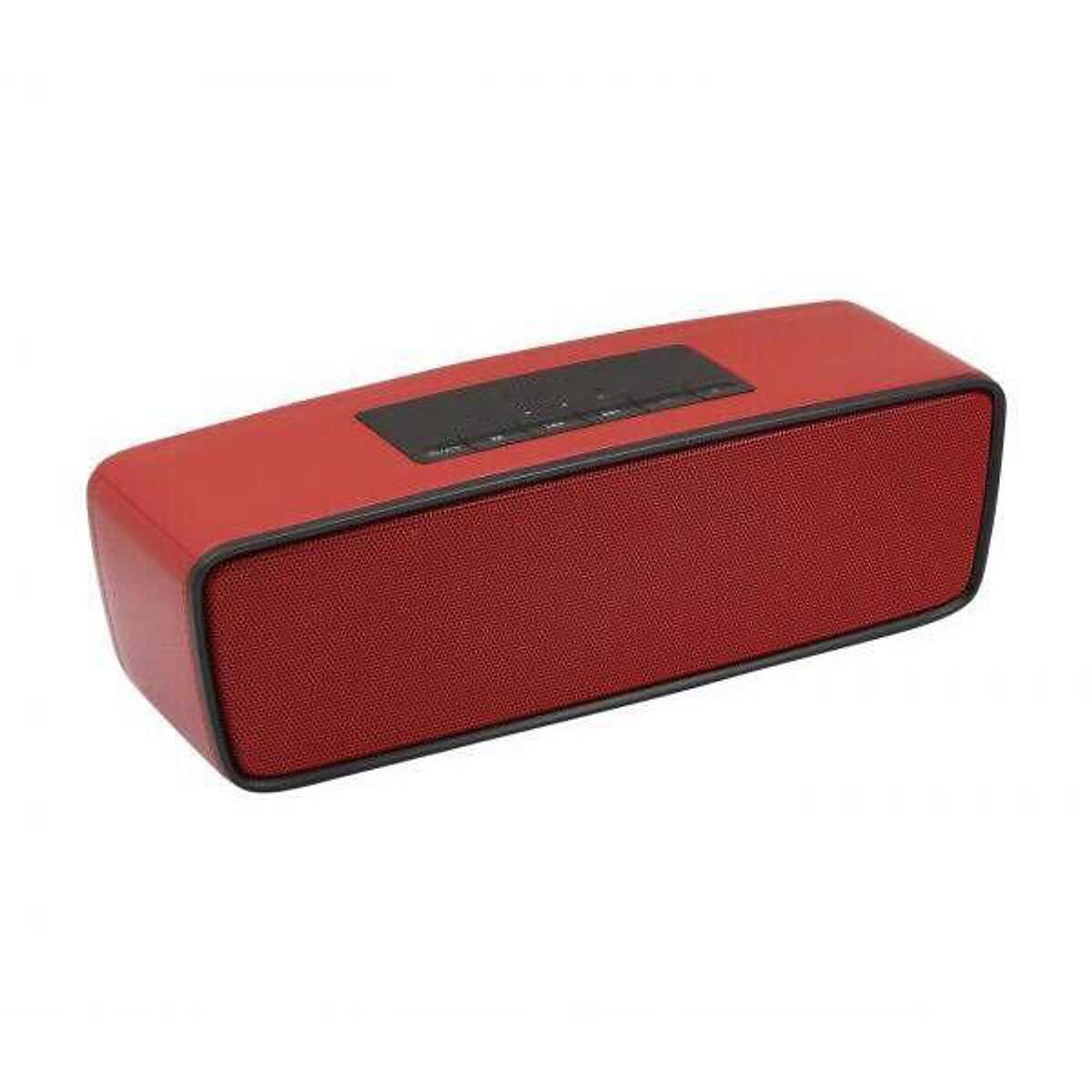 Loa Bluetooth kèm khe cắm thẻ nhớ và USB S2025 (Tặng USB 4Gb) - Màu Ngẫu Nhiên