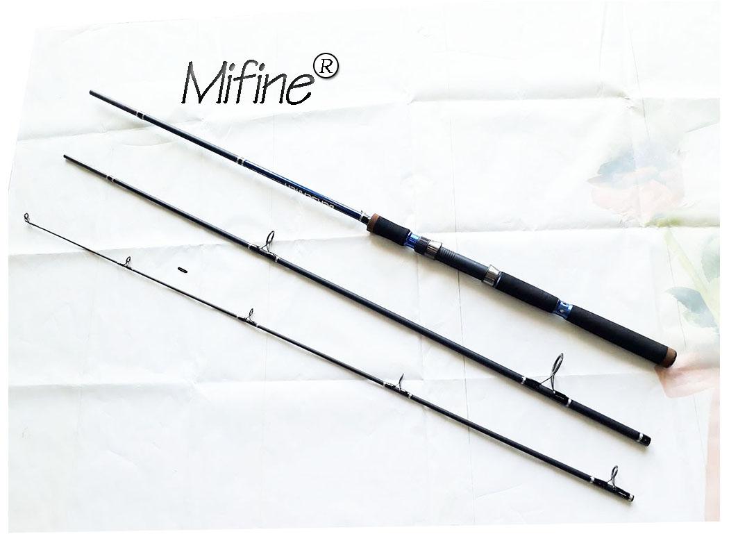Cần Câu Cá 3 Đoạn Nối Mifine Berserker