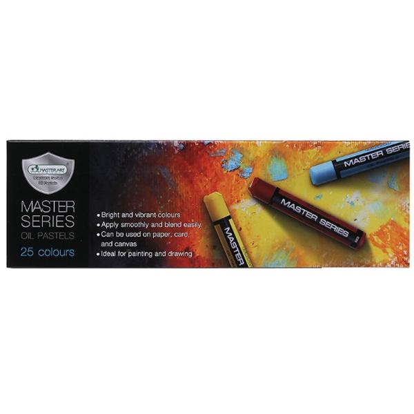 Bút Sáp Dầu Masterart Series ( 25 Màu)