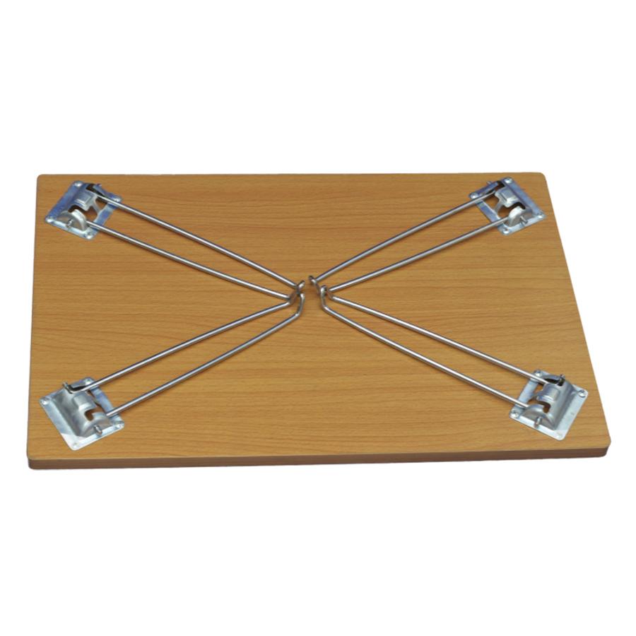 Bàn Chân Xếp Modulo Home MDL-005 (40 x 60 cm) - Cam