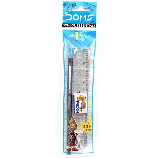 Bộ Dụng Cụ Học Sinh DOMS My 1st Pencil Kit 7140