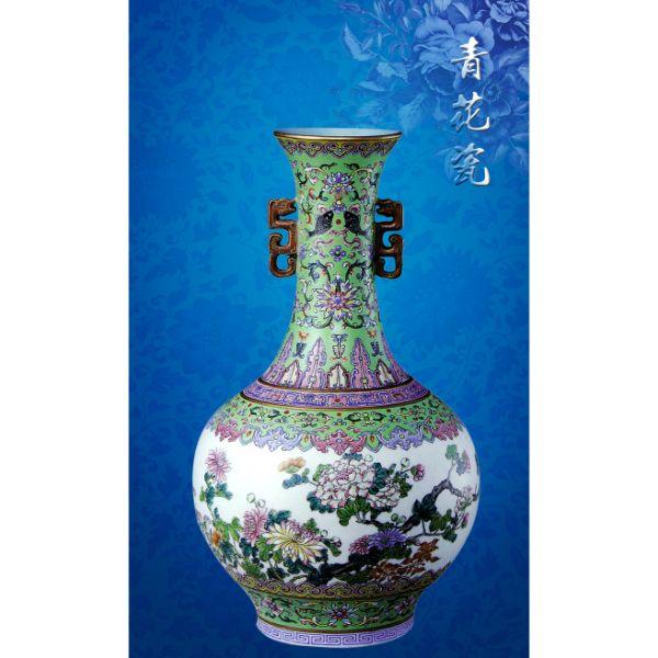 Decal Dán Tường - Tranh Bình Hoa - T3M--3396-copy