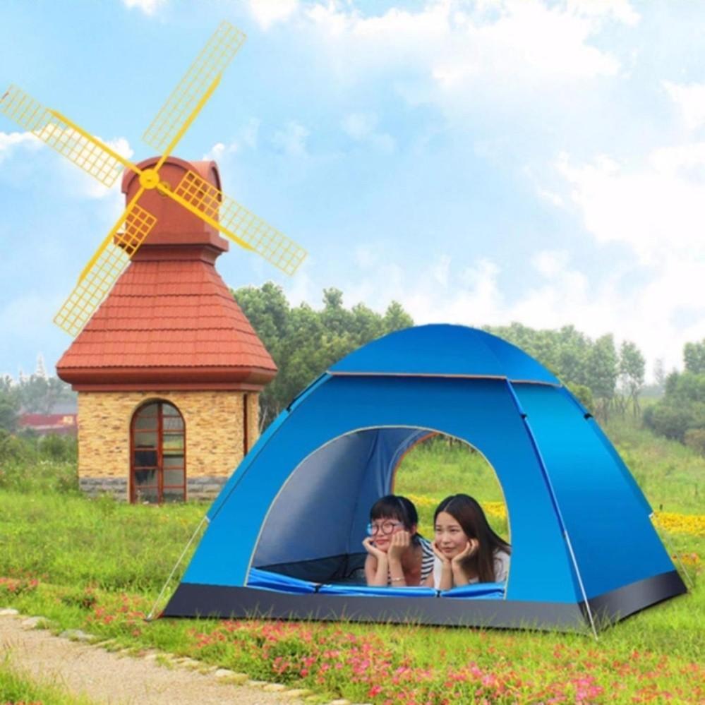 Lều Cắm Trại 2 Người Loại 150 x 200 x 110 cm