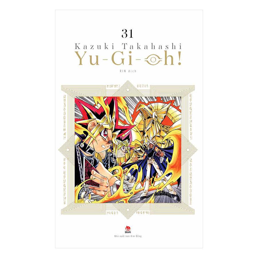Yu-Gi-Oh! - Vua Trò Chơi (Tập 31)