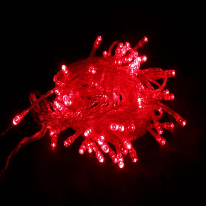 Dây đèn led không nháy 7m - Đỏ