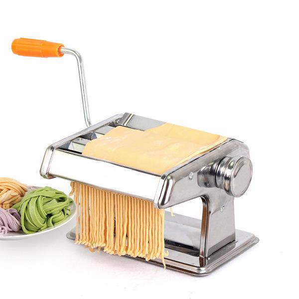 Máy ép bột cán bột cắt sợi siêu mịn làm vỏ bánh, mì tươi nhập khẩu chất lượng