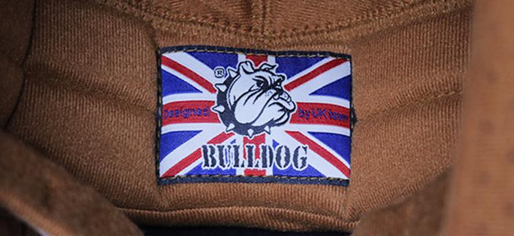 Mũ Bảo Hiểm 3/4 Bulldog Perro 3 - Đen Bóng (Size M)
