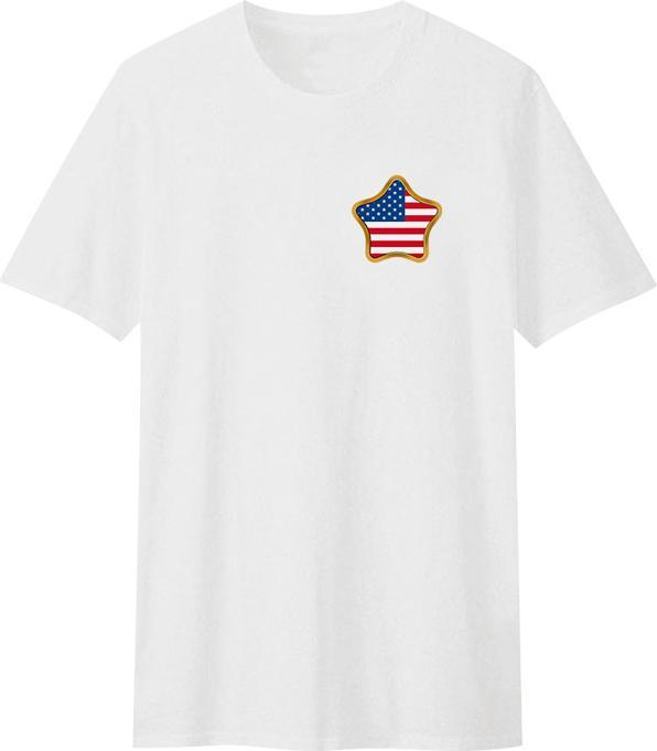 Áo T-Shirt Unisex Dotilo Usa - D476 Size XS - 24129443 , 1318629464134 , 62_8243087 , 299000 , Ao-T-Shirt-Unisex-Dotilo-Usa-D476-Size-XS-62_8243087 , tiki.vn , Áo T-Shirt Unisex Dotilo Usa - D476 Size XS