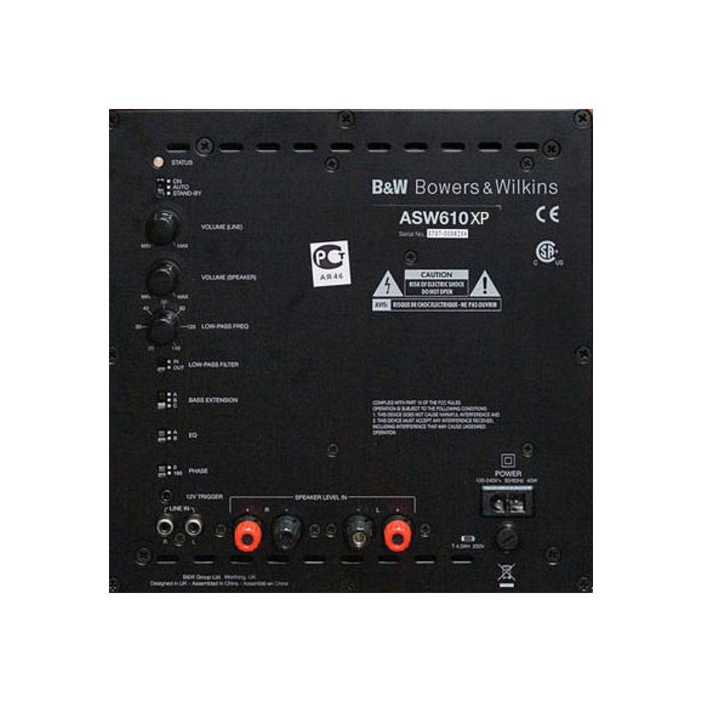 Loa Bowers Wilkins ASW610XP hàng chính hãng new 100%