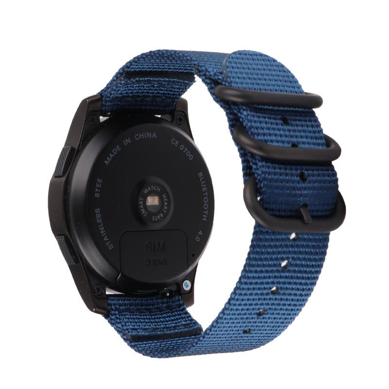 Dây Vải Nylon Size 22 cho Galaxy Watch, Gear S3
