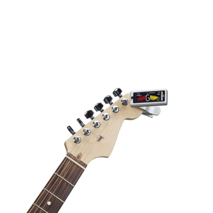 Clip-on Tuner Cho Guitar Samson CT20 - Nhập Khẩuw
