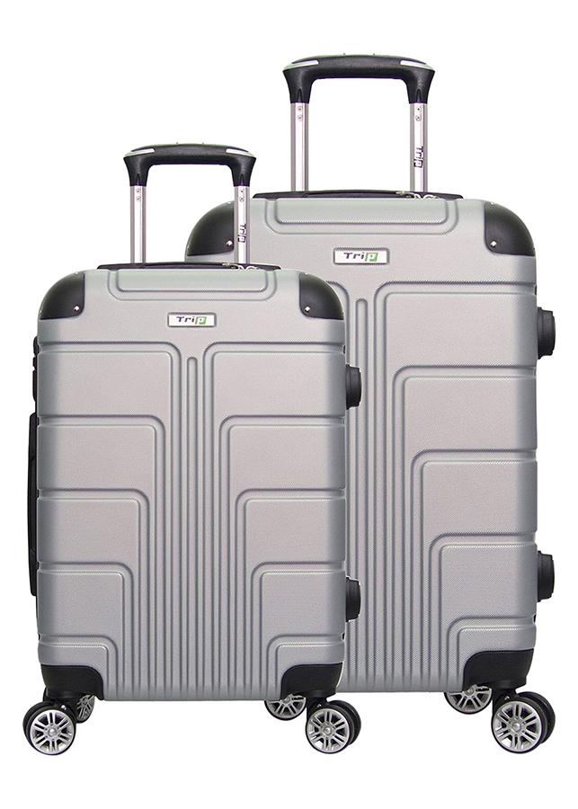 Set 2 Vali Du Lịch Cao Cấp Trip P701 (Size 50-60) - Bạc - 5709096645427,62_172769,2730000,tiki.vn,Set-2-Vali-Du-Lich-Cao-Cap-Trip-P701-Size-50-60-Bac-62_172769,Set 2 Vali Du Lịch Cao Cấp Trip P701 (Size 50-60) - Bạc