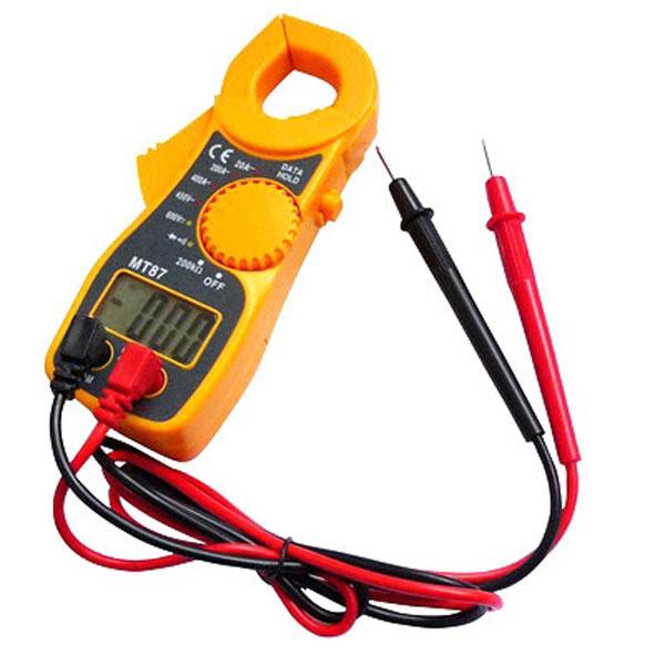 Đồng hồ đo điện vạn năng Ampe kìm MT87