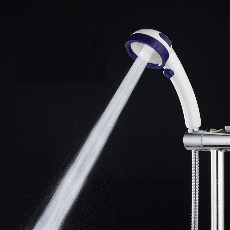 Bộ Sen Vòi Nhà Tắm Nóng Lạnh Tay Sen Tăng Áp Kiểu Nhật 3 Chế Độ Tiết Kiệm Nước 30% YE-ABS304NL