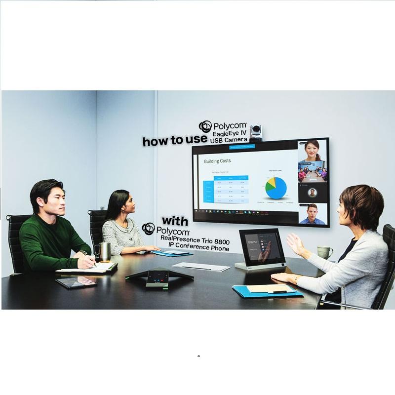 Cáp Polycom Group Microphone Dài 20M Hàng nhập khẩu