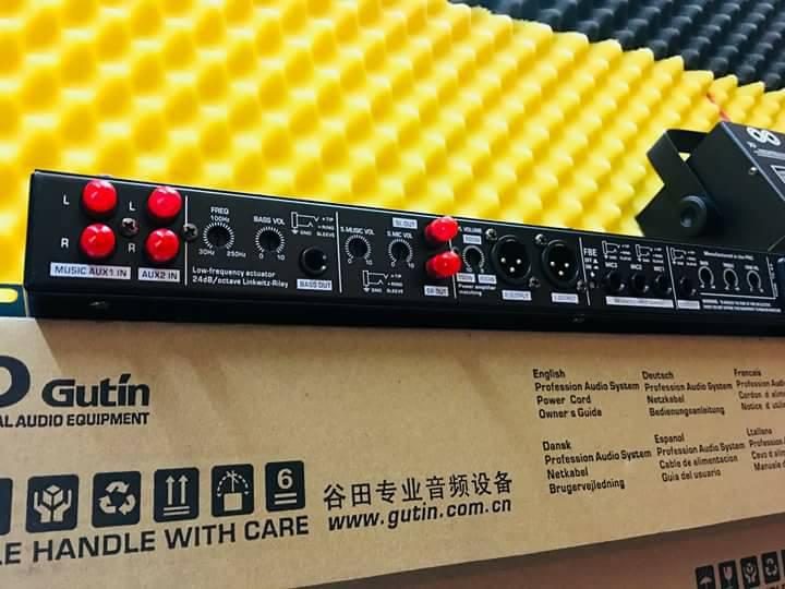 Vang Cơ Gutin KM5FX 8 cấp độ chỉnh hát chất âm tuyệt đỉnh Hàng nhập khẩu