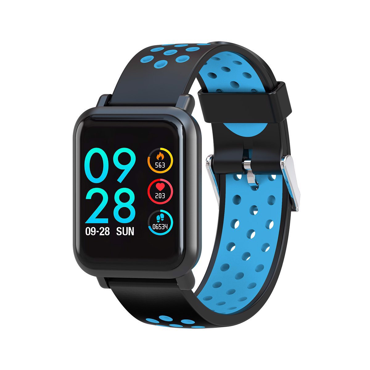 Đồng hồ thông minh Tuxedo SN60 Plus đo sức khỏe, thiết kế sang trọng-Hàng Chính Hãng