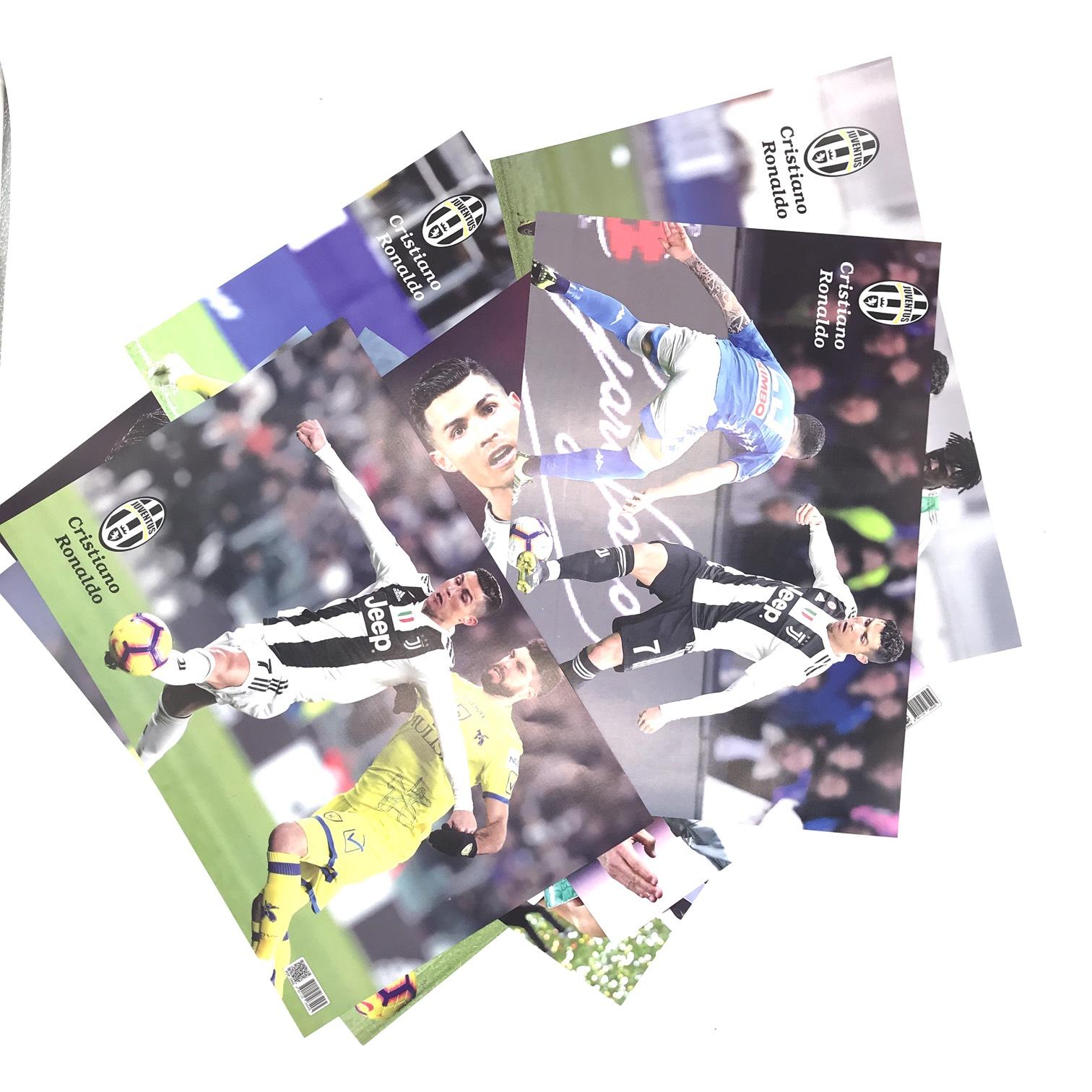 Bộ Poster Cristiano Ronaldo