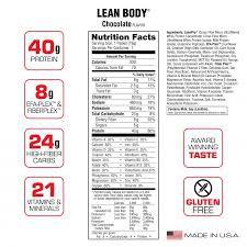 Dinh Dưỡng Thay thế bữa ăn Labrada LeanBody Thùng 80 gói/thùng