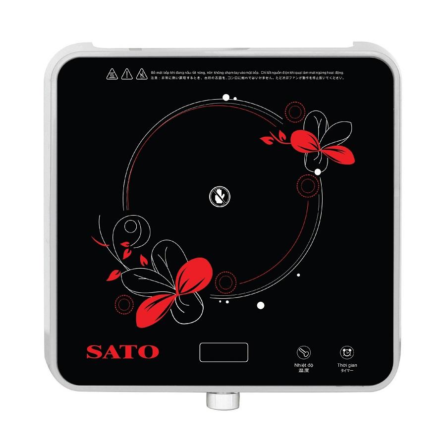 BẾP TỪ ĐƠN SATO STB-702 - Hàng Chính Hãng