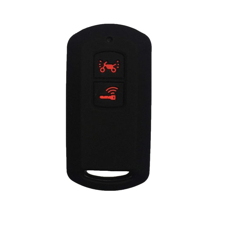 Bọc khóa Smartkey Honda Lead, Airblade (Màu đen)