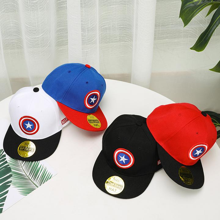 Mũ siêu nhân dành cho các bé trai, bé gái từ 2 tuổi đến 13 tuổi đi học đi chơi, thiết kế độc đáo, bền đẹp mang phong cách Hàn Quốc