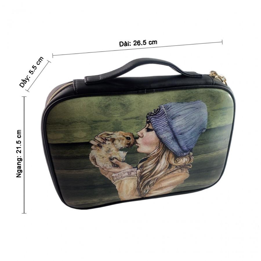 Túi Đựng Cọ 3d Bealy