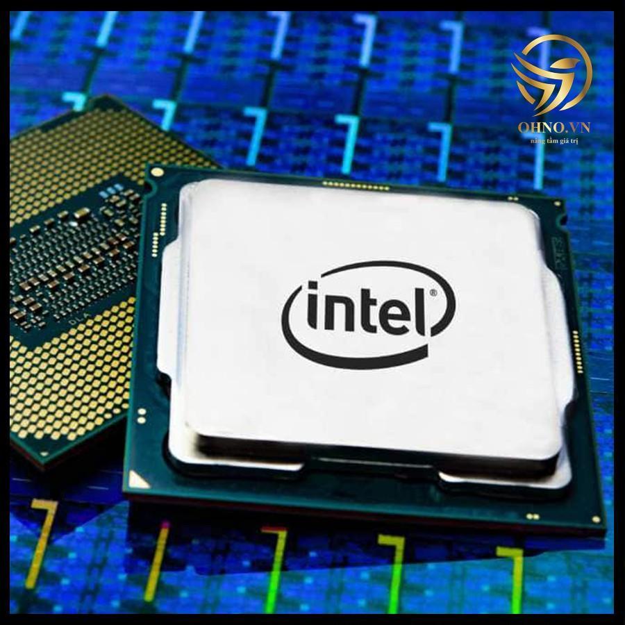 CPU Box Desktop Intel Core CPU intel I3 10100 Bộ Vi Xử Lý Trung Tâm Máy Tính Intel Full Box hàng chính hãng