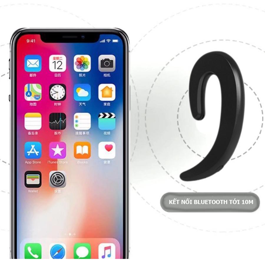 Tai Nghe Bluetooth Treo Tai Kiểu Dáng Thể Thao Y-12(Màu ngẫu nhiên)