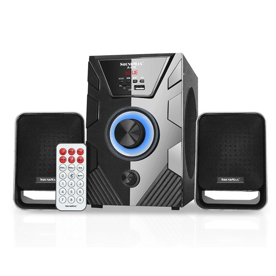 Loa Vi Tính SoundMax A-8262.1 20W -  Hàng Chính Hãng