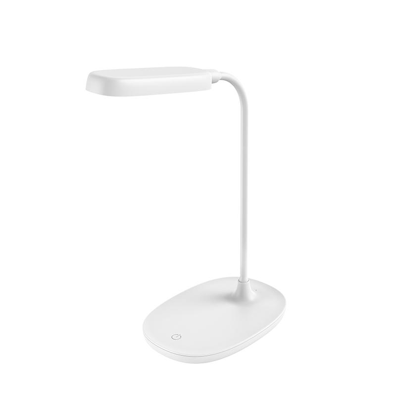 Đèn học để bàn chống cận thị Pisen ,Kèm pin tích điện 1400mAh -4W , Eye-caring Table Lamp - Hàng Chính Hãng