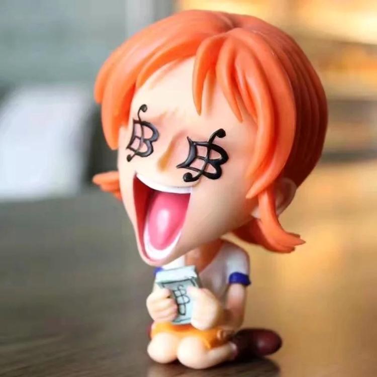 Mô Hình One Piece - Nami Chibi