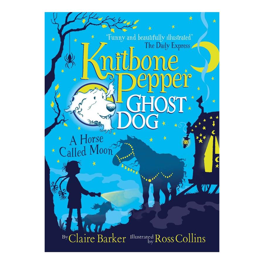 Usborne Knitbone Pepper Ghost Dog: A Horse called Moon