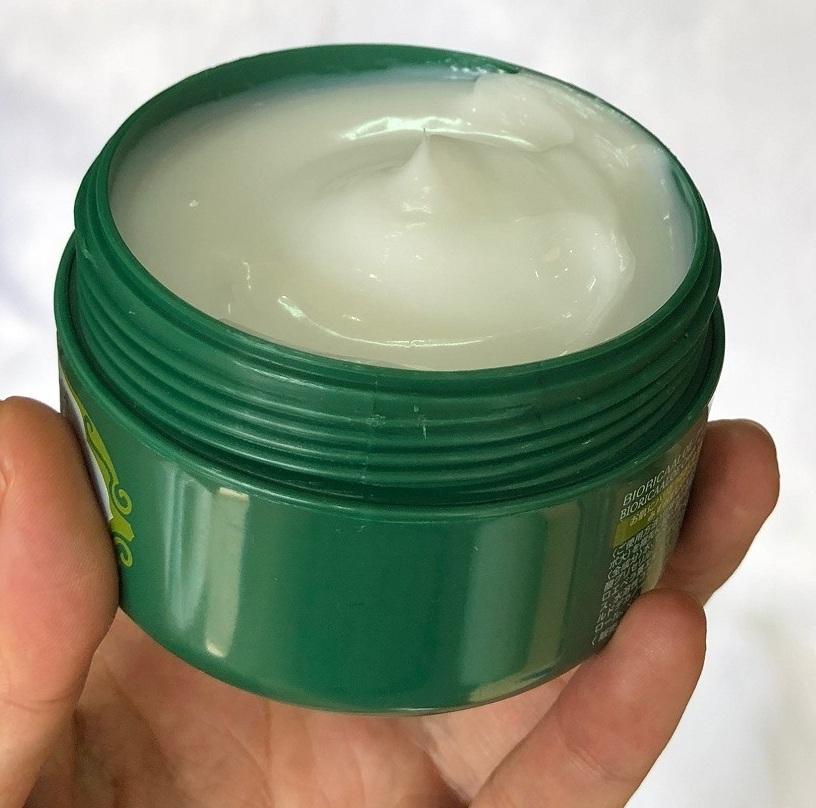 Bộ 2 hộp kem trị khô nẻ da chiết xuất lô hội BIORICA ROSE nhật bản ( 120g)-  HÀNG CHÍNH HÃNG