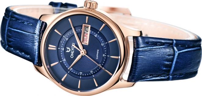 Đồng hồ Onlyou Nữ U1027LD Dây Da 30mm
