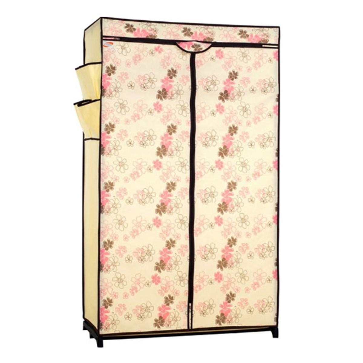Bao áo Tủ vải Thanh Long TVAI02 - Giao màu ngẫu nhiên